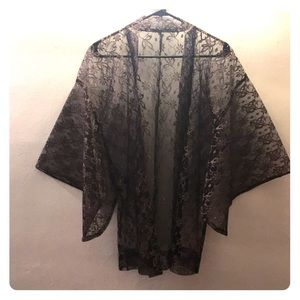 Lace Haori Jacket